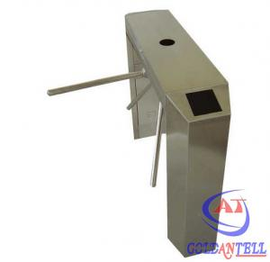 China Rust Proof Tripod Turnstile Gate Resist To External Destroy For Residential , Gym on sale