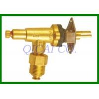Lpg Appliance Valve , Inlet Thread M6 × 0.75 V309 Gas Barbecue Grill Valves