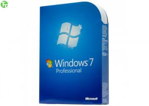 Quality Vente au détail 32 x de professionnel de Windows 7 bit 64 avec l'activation en for sale