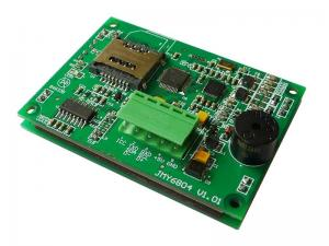 China HF Embedded Reader Modules-JMY6804 USB HID, RS232C, UART or IIC interface RFID Reader Module on sale