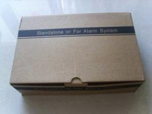 Wireless outdoor siren with standalone or for alarm system