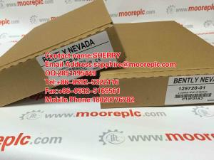 China 3500/93 Manufactured by BENTLY NEVADA +NEW and nice discounts+DISPLAY INTERFACE MODULE on sale