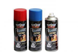 China Custom Heat Resistant  metallic Spray Paint , Plyfit Enamel graffiti-art Spray Paint For Metal ,wood ,glass Surfaces on sale