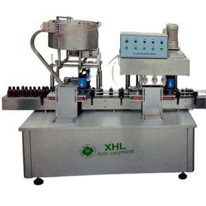 China 2000W 7200BPH Water Bottle Capping Machine on sale