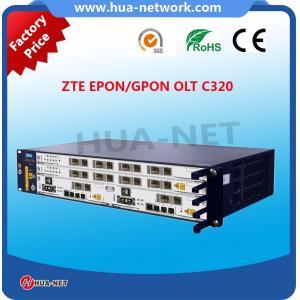 China zte fiber optic modem c300 c320 gtgo gtgh mini gpon gepon OLT on sale