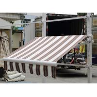 Popular Window awnings outdoor balcony porch awning Sun Shade Aluminium Frame Canopy carport Retractable Awning A02