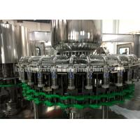 500ml Juice Bottle Rinsing Filling Capping And Packing Machine 14000BPH