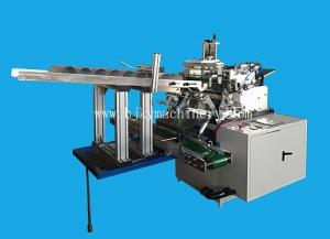 China YGT420-FH-V Hot glue paper tube labeling machine on sale