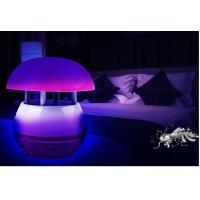 Eco Friendly ultrasonic mosquito killer Led Insect  Killing Lamp , ultrasonic fly repellent