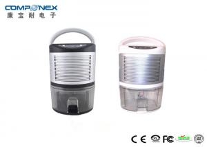China Basement / Wine Cellar Portable Dehumidifier Electronic With Retractable Handle on sale