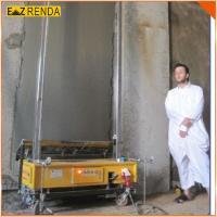 Brick Wall Spray Plastering Machine Three Phase 1.1KW / 380V / 50HZ / 220V / 60HZ