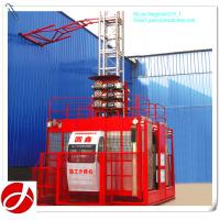 China good supplier SC200/200 construction hoist for construction site