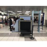 Conveyor Belt Security X Ray Luggage Scanner / Screening Machine For Airport