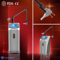 China RF Driver Fractional CO2 Laser Bison Fractional CO2 Laser machine Beauty Device on sale
