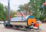 Fire Tube Automatic 1- 3 ton Industrial Oil Gas Fired Steam Boiler Price for swimming pool, hospital,school