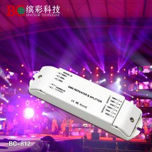 China 12V/24DC DMX512 Signal Amplifier on sale