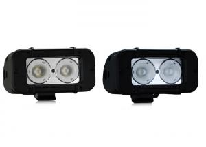 China Spot Beam / Flood Beam / Combo Beam Mini Single Row Led Light Bar 5  20w on sale