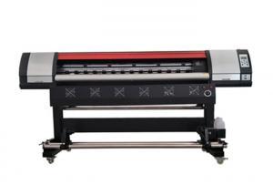 China 1.6m Outdoor Inkjet XP600 Head Flex Banner Wallpaper Large Format Printing Machine Vinyl Sticker Eco Solvent Printer on sale