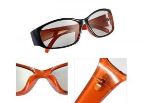 China Make Premium Plastic Frame Television Movie 3D Polarizer Glasses Perfect Passive Cinema IMAX Linear Polarized Glasses on sale