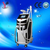 multifunction E light/RF/Nd-yag laser/ipl hair removal machine /Elight Wrinkle removal