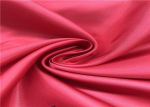 China Microgroove Anti Static Dress Lining Fabric Poly - Viscose For High End Clothing Brands on sale