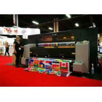 Mechanical Design Flag Printing Machine Vinyl Graphics Printer 3450x1480x1680mm