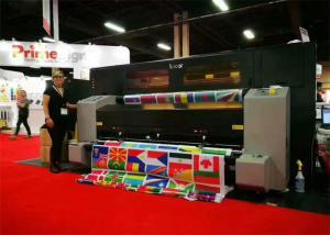China Mechanical Design Flag Printing Machine Vinyl Graphics Printer 3450x1480x1680mm on sale