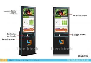China Cinema ticket/ Concert ticket / Movie ticket/ Theater ticket  vending  kiosk on sale