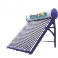 Non-Pressurized Solar Water Heater , SUS304-2B Stainless Steel