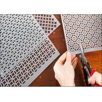China Fireproof Aluminium Decorative Wall Panel , Decorative Metal Screen For Office on sale
