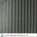 Stainless Steel Dutch Twill Woven Wire Fabric/Crossed Twilled Wire Mesh 20 x 250mesh
