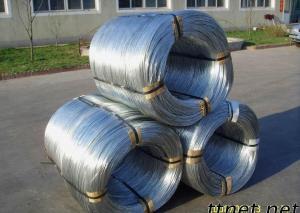 China Big Coil Galvanized Wire on sale