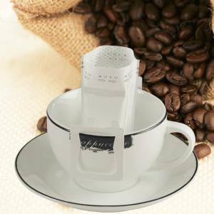 China Reusable Drip Coffee Filter Bags , Single Cup Coffee Bags Non Toxic on sale