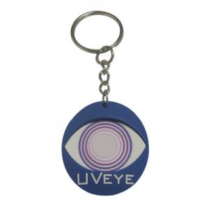 China Eye Type UV light tester with keychain on sale