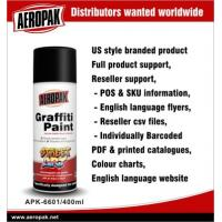 Fast Drying 400ML Purple Color Montana Graffiti Spray Paint In Chemicals