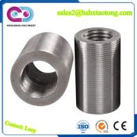 China Manufacturer 16 - 40mm Parallel Thread Rebar Coupler with Factory Price
