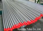 DIN 11850 Polished 304 Stainless Steel Tubing , Stainless Steel Dairy Tube