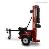 1050mm Diesel engine Hydraulic Firewood Log Splitter With Lift Arms and Front Table