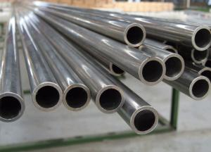 China DIN 1629 Cold Drawn Precision Seamless Tubes applied in automotive muffler on sale
