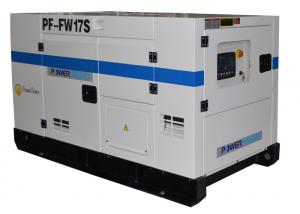 China Prime Power 15kva Fawde Industrial Diesel Generators / Super Silent Generators on sale