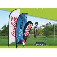 All Kinds Advertising Flags And Banners , 2M 3M 4M 5M Outdoor Feather Flags