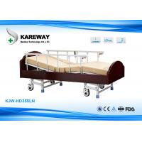 Portable Home Health Care Beds , Three Function Medicare And Hospital Beds
