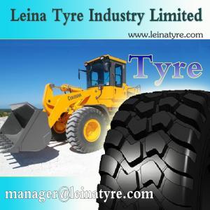 China Excavator tyre on sale