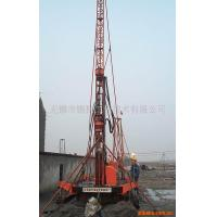 Crawler Drilling Skid Mounted Drilling Rig Jet Grouting Skid Mounted For Geological Drill