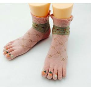China Women Sexy Toe Socks on sale
