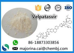 China Velpatasvir GS5816 SARMS Anabolic Steroids Treating Hepatitis C Anti - HC CAS 1377049-84-7 on sale