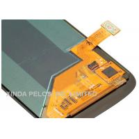China 4.8 Inches  S3 LCD Touch Screen Touch Digitizer Home Button AAA Grade on sale