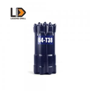 China t 38 Button Bit Threaded Drill Bit Or Atlas Copco Rock Drilling Rig on sale