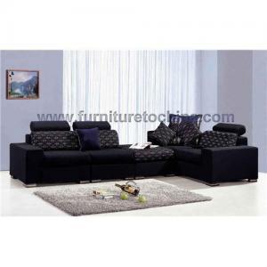 China Contemporary sectional corner sofa, modern fabric leisure sofa, home sofa with ottoman, furniture on sale