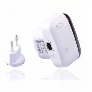 China Network 10/100M LAN 2.4G 300Mbps Wifi Router Repeater on sale